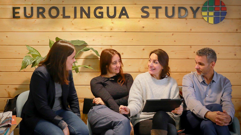 Equipo de Eurolingua Study